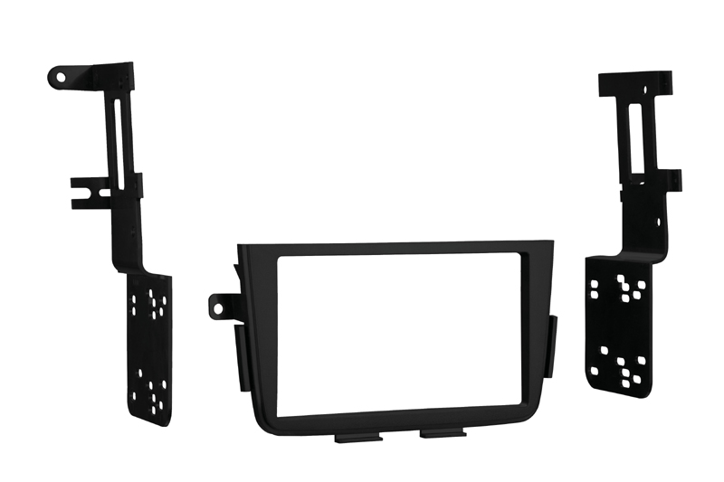 Fits Acura MDX 2005-2006 Double DIN Aftermarket Harness