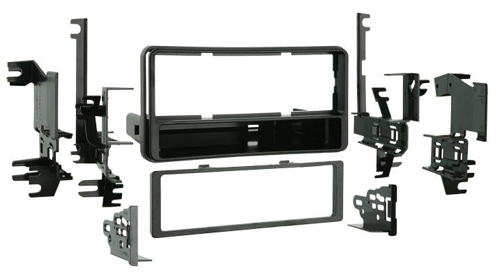 Scion Xa 2004 2006 Single Din Aftermarket Stereo Harness Radio Toyota Car Install Dash Mount Kit With Wiring