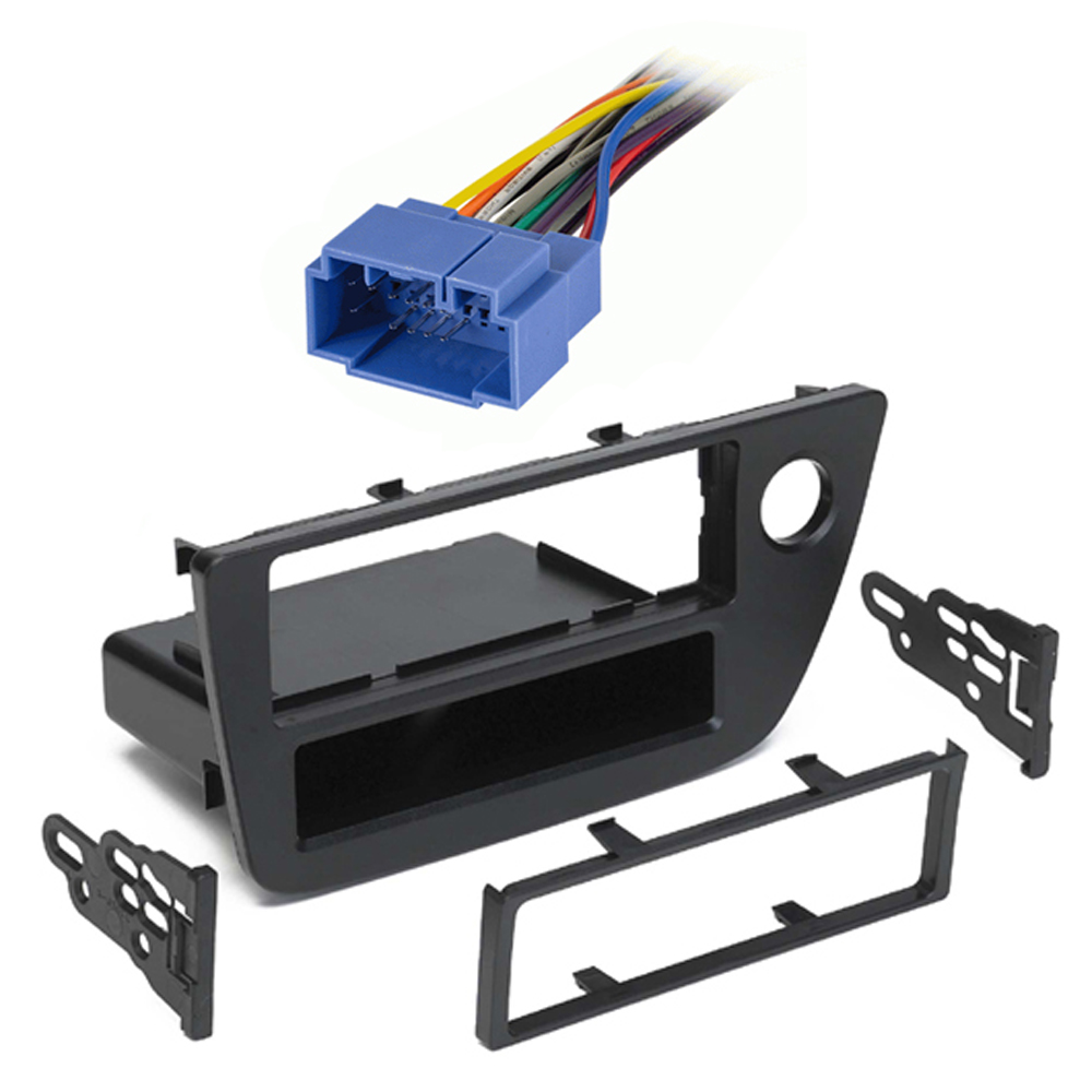 Acura RSX 2002-2006 Single DIN Aftermarket Stereo Harness
