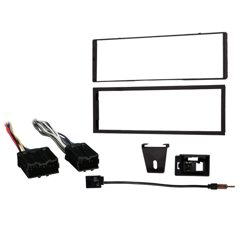 Details about Fits Volvo V40 2000-2003 Single DIN Car Stereo Harness Radio  Install Dash Kit