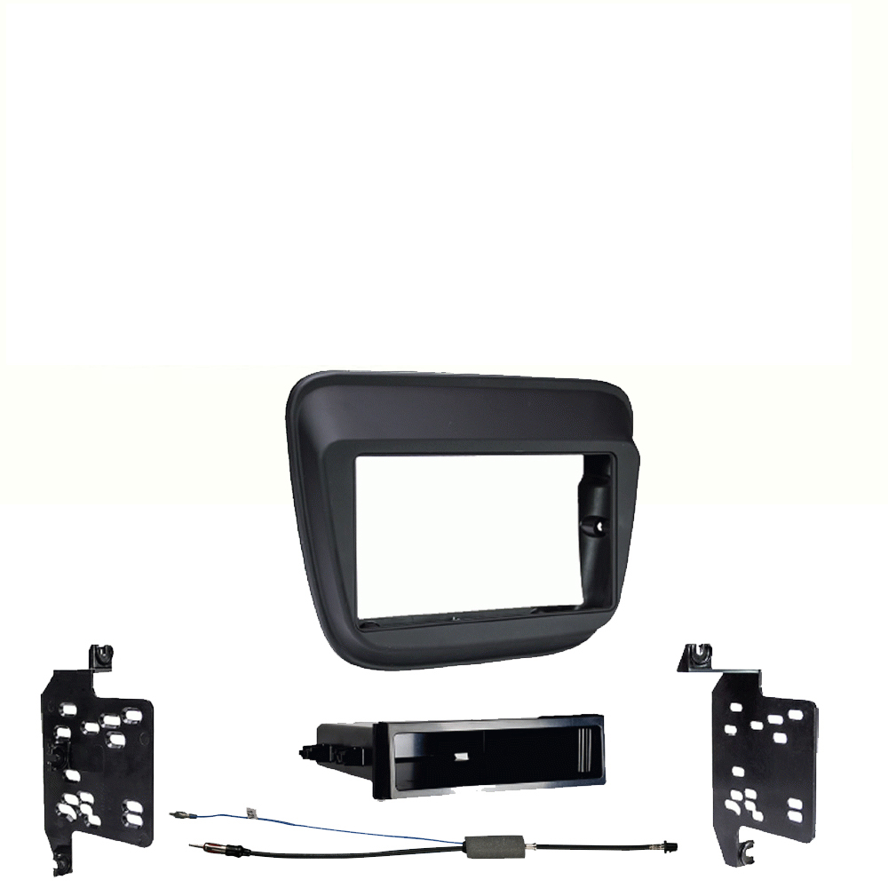 Chevy Equinox 2019 Single or Double DIN Stereo Radio Install Dash Kit New