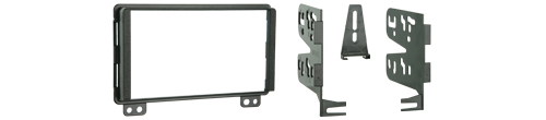 fits ford explorer 2002 2003 double din stereo harness. Black Bedroom Furniture Sets. Home Design Ideas