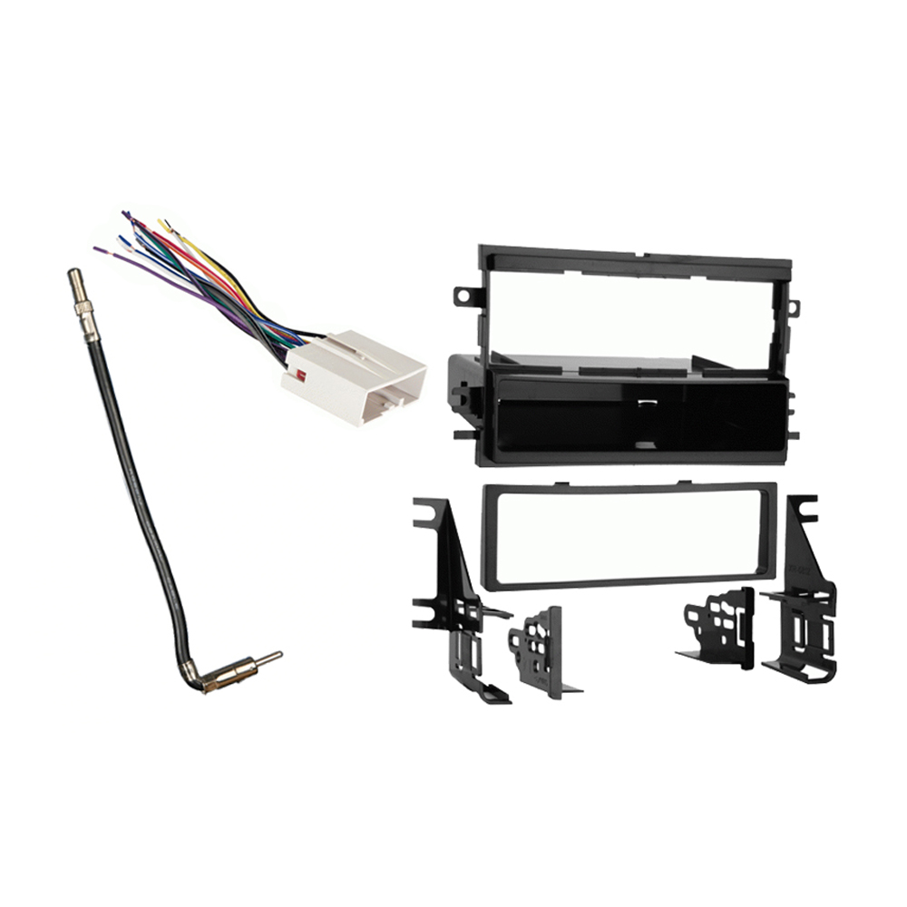 Ford Explorer Sport Trac 2006-2010 Single DIN Stereo