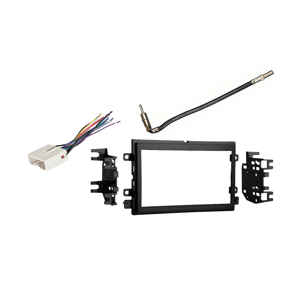 ford transit connect 2013 ddin aftermarket stereo harness. Black Bedroom Furniture Sets. Home Design Ideas