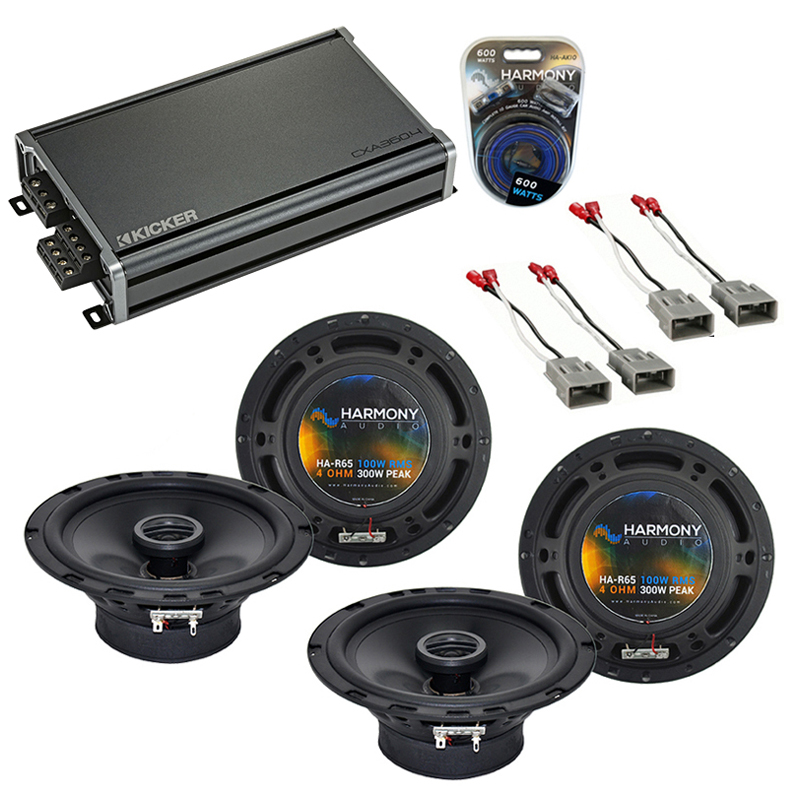 Compatible With Acura MDX 2001-2006 Factory Speaker