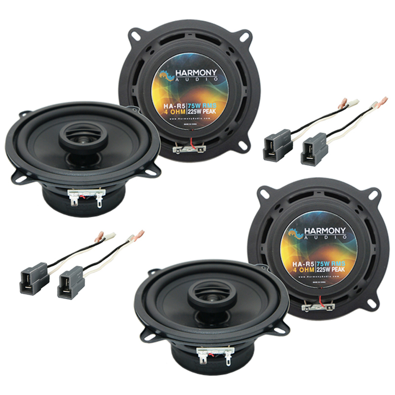 Hyundai Accent 1995-1999 Factory Speaker Replacement Harmony (2) R5 Package New