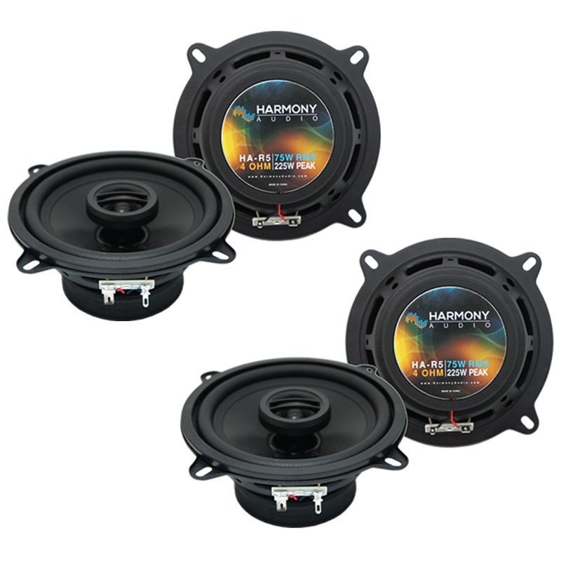 Hyundai Accent 2000-2001 Factory Speaker Replacement Harmony (2) R5 Package New