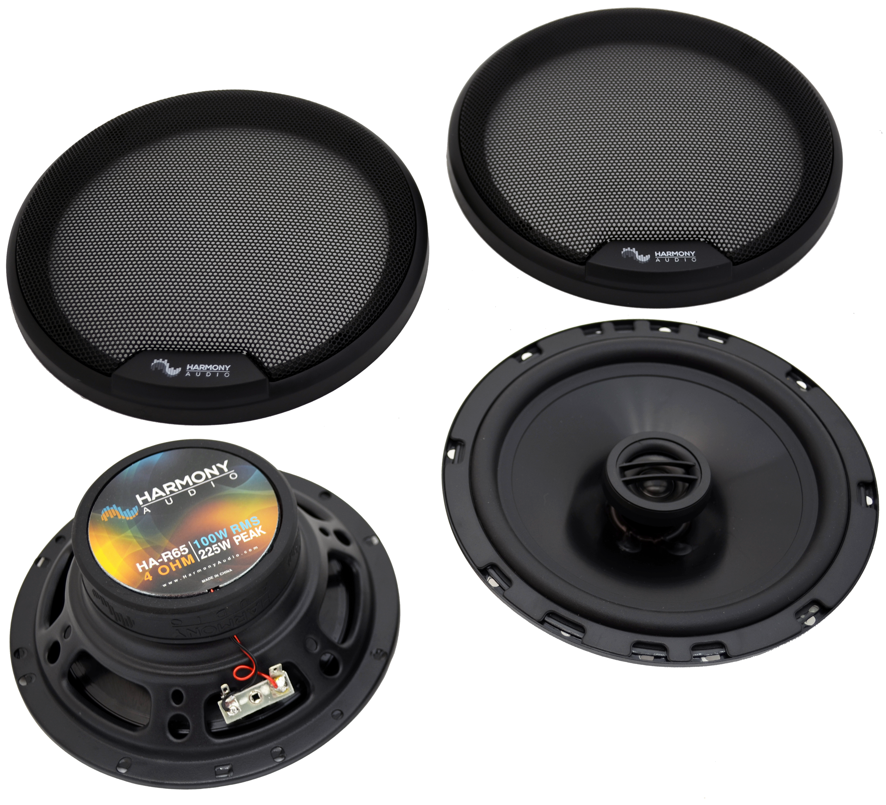 Infiniti G20 1999-2002 Factory Speaker Replacement Harmony R65 R69 Package