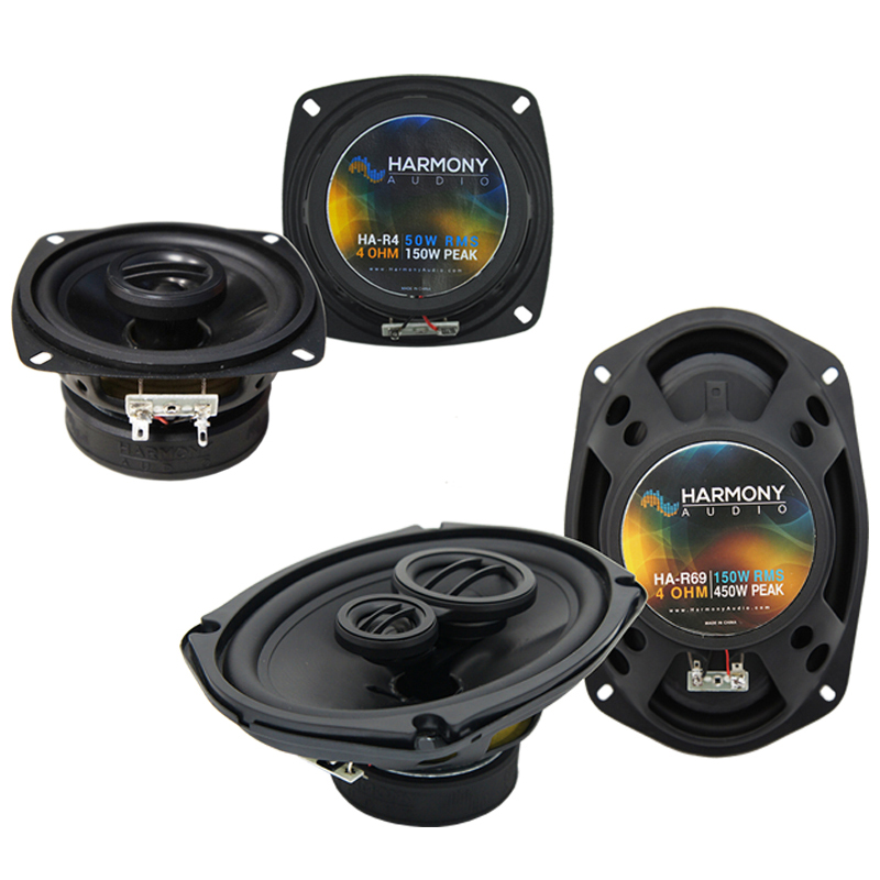 Infiniti Q45 1990-1996 Factory Speaker Replacement Harmony R4 R69 Package