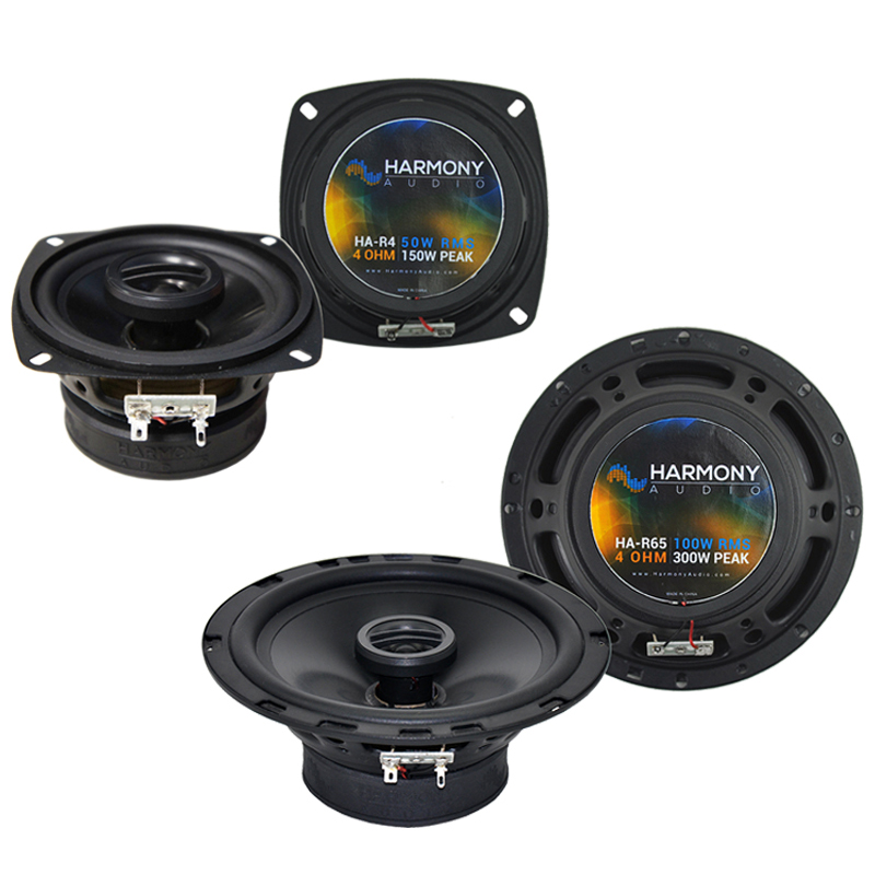 Isuzu Amigo 1991-1994 Factory Speaker Replacement Harmony R4 R5 Package New