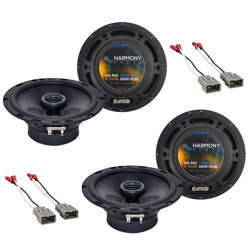 Isuzu Oasis 1996-1999 Factory Speaker Replacement Harmony (2) R65 Package New
