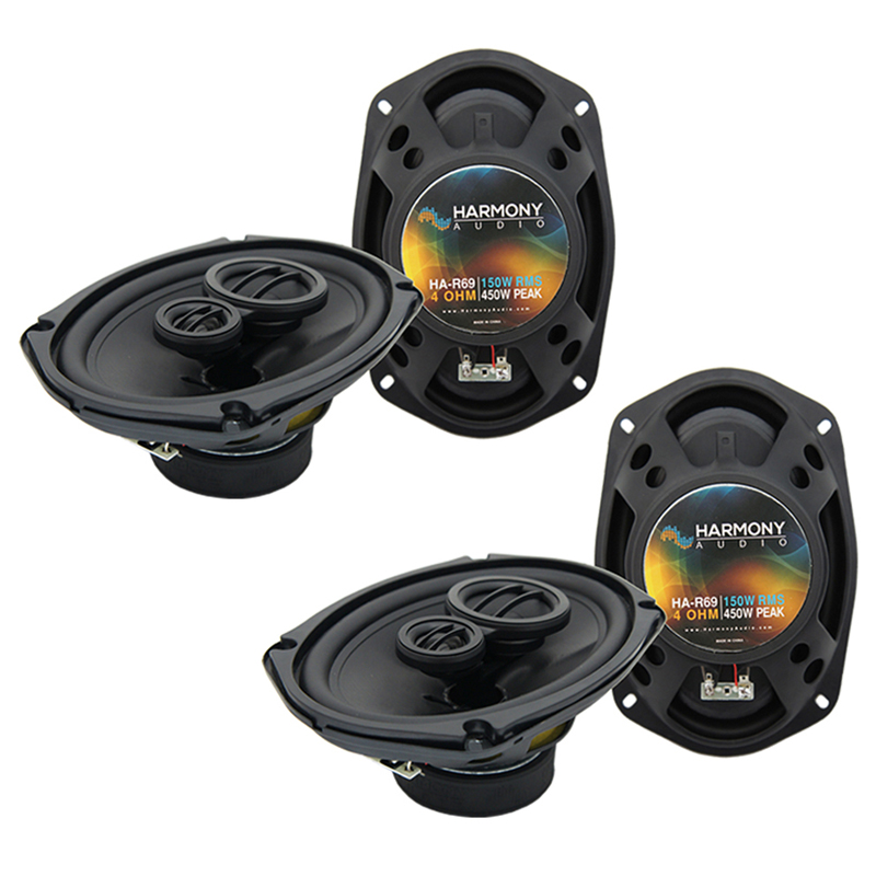 Jeep Compass 2007-2017 Factory Speaker Replacement Harmony (2) R69 Package New