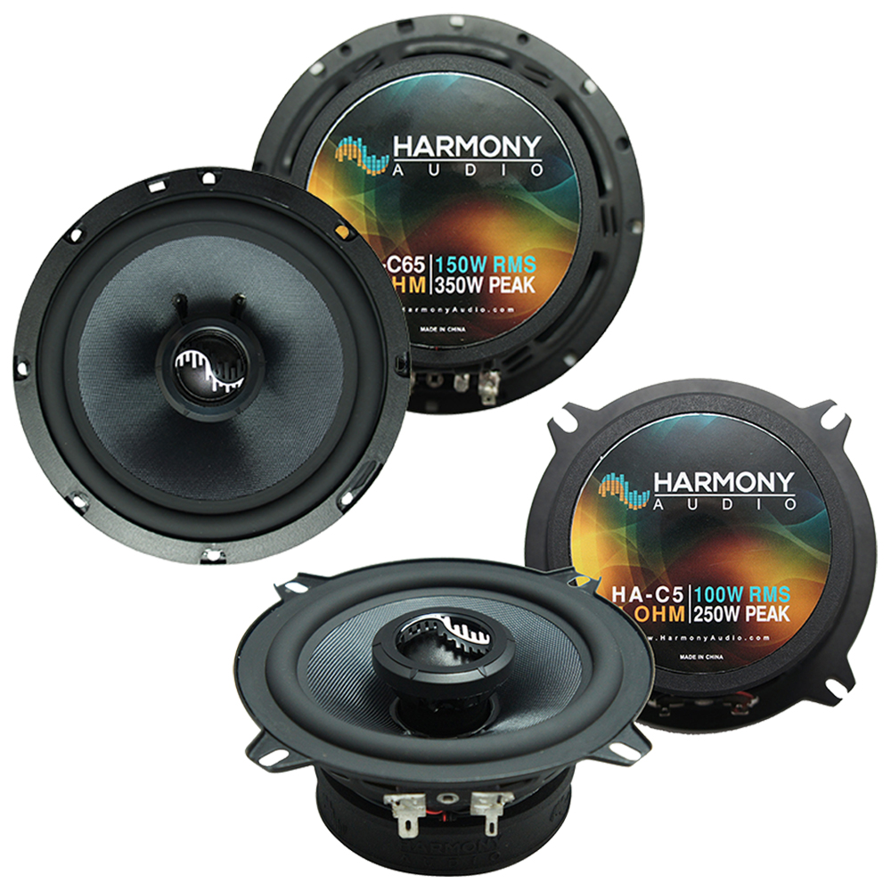 Fits BMW 7 Series 1999-2006 Factory Premium Speaker Replacement Harmony C5 C65 Package