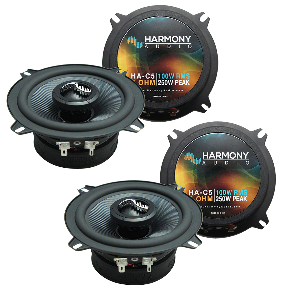 Fits Land Rover Discovery II 99-02 OEM Premium Speaker Replacement Harmony (2) C5 New