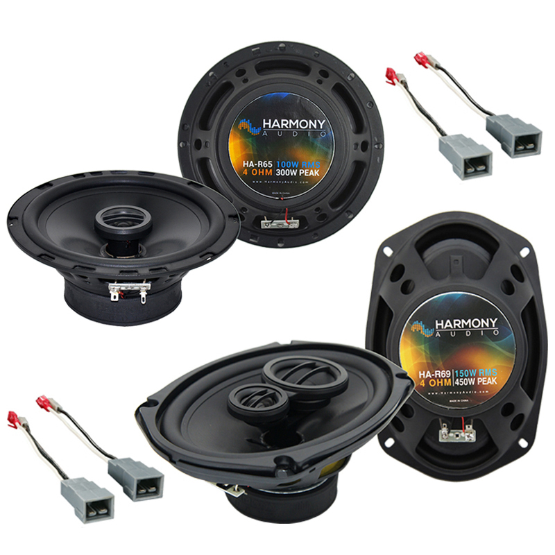 Lincoln Mark VII 1984-1988 OEM Speaker Replacement Harmony R65 R69 Package
