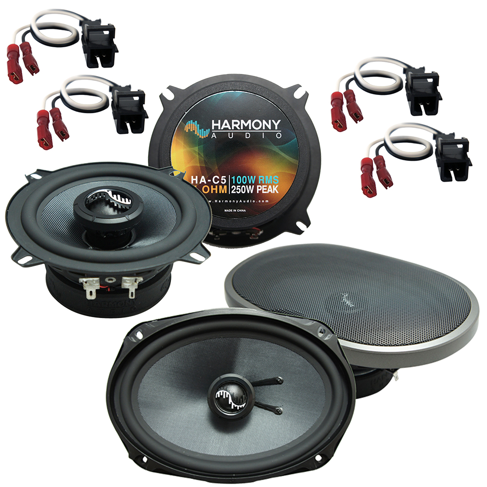 Fits Buick Century 1997-2005 Factory Premium Speaker Upgrade Harmony C5 C69 Package New