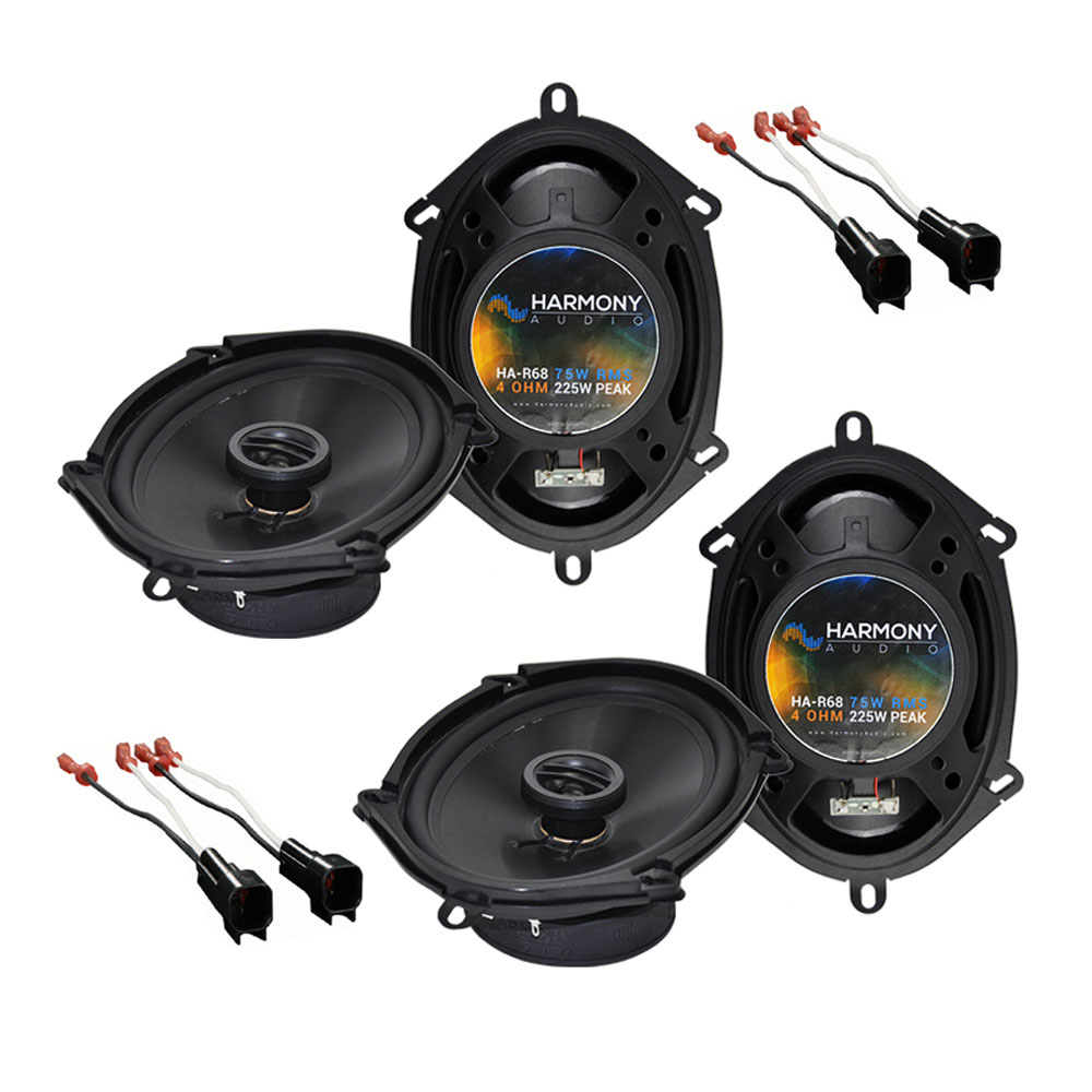 Mazda Tribute 2001-2006 Factory Speaker Replacement Harmony (2) R68 Package New