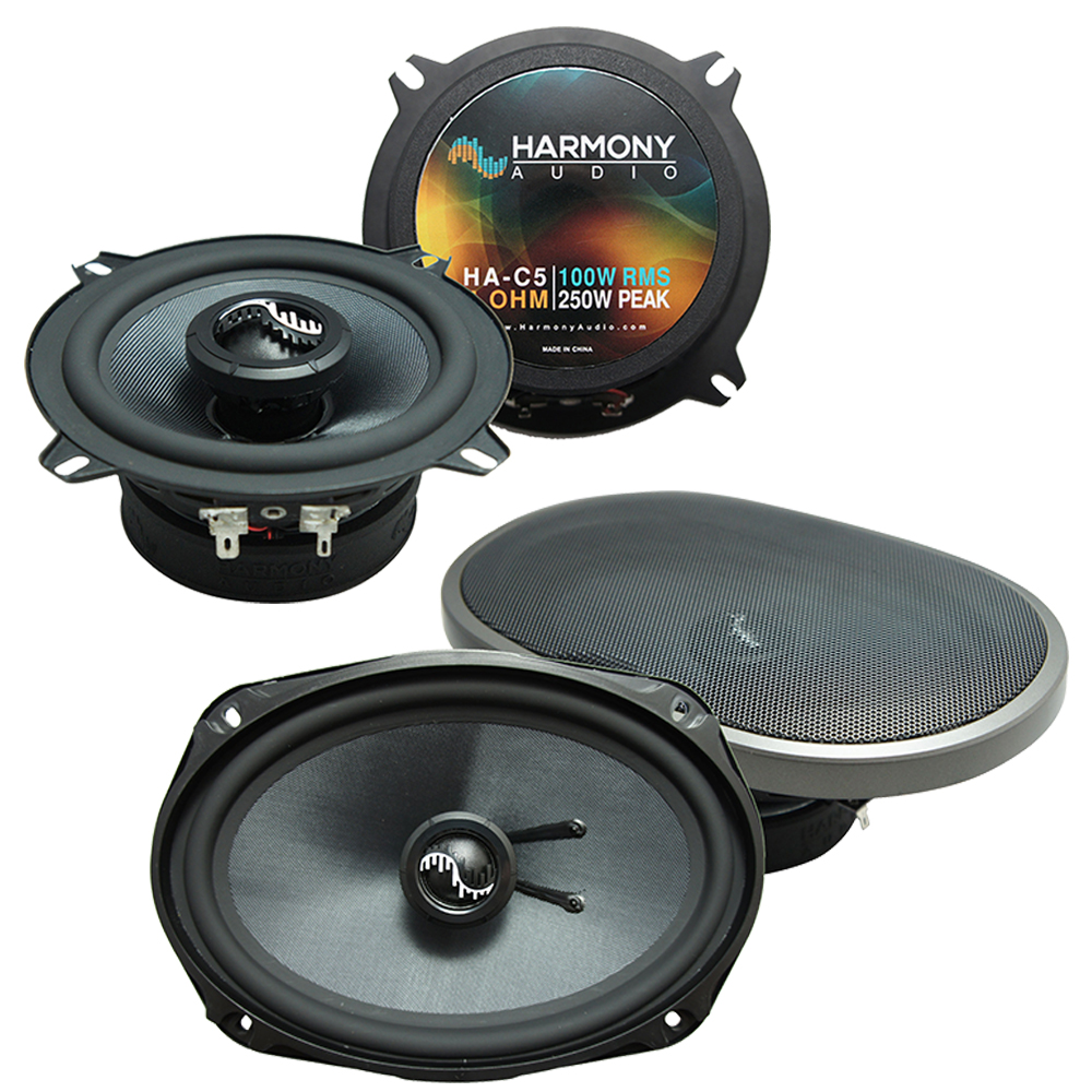 Fits Mini Cooper Coupe 2007-2014 OEM Premium Speaker Replacement Harmony C5 C69 Package