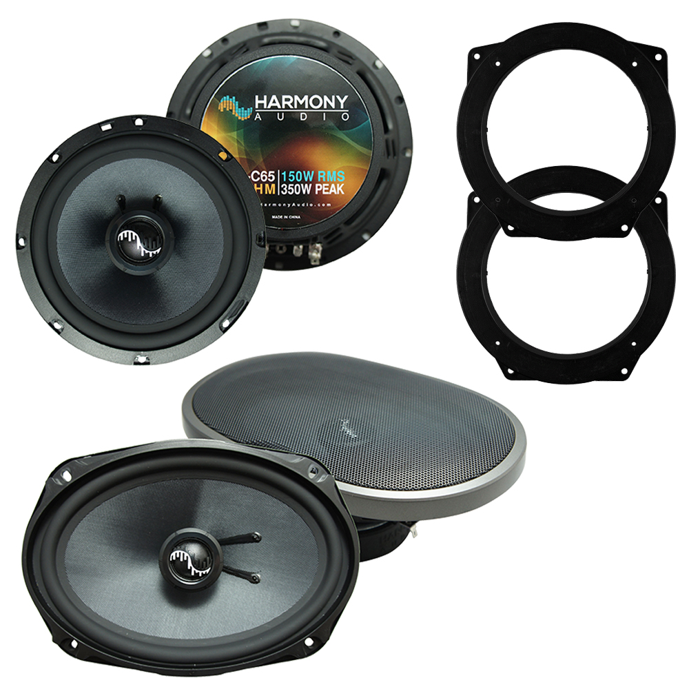 Fits Mini Cooper 2002-2006 Factory Premium Speaker Replacement Harmony C65 C69 Package