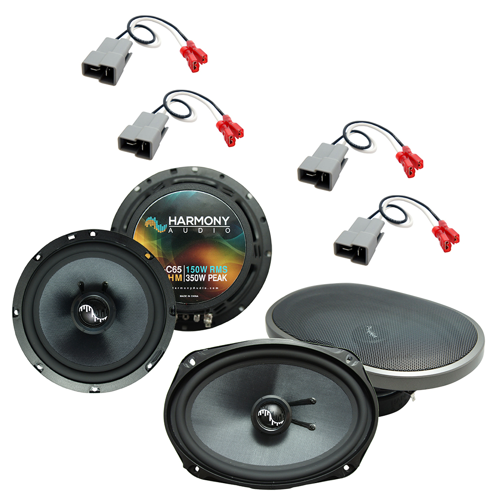 Fits Mitsubishi 3000GT 1991-1999 OEM Premium Speaker Replacement Harmony C65 C69 Package