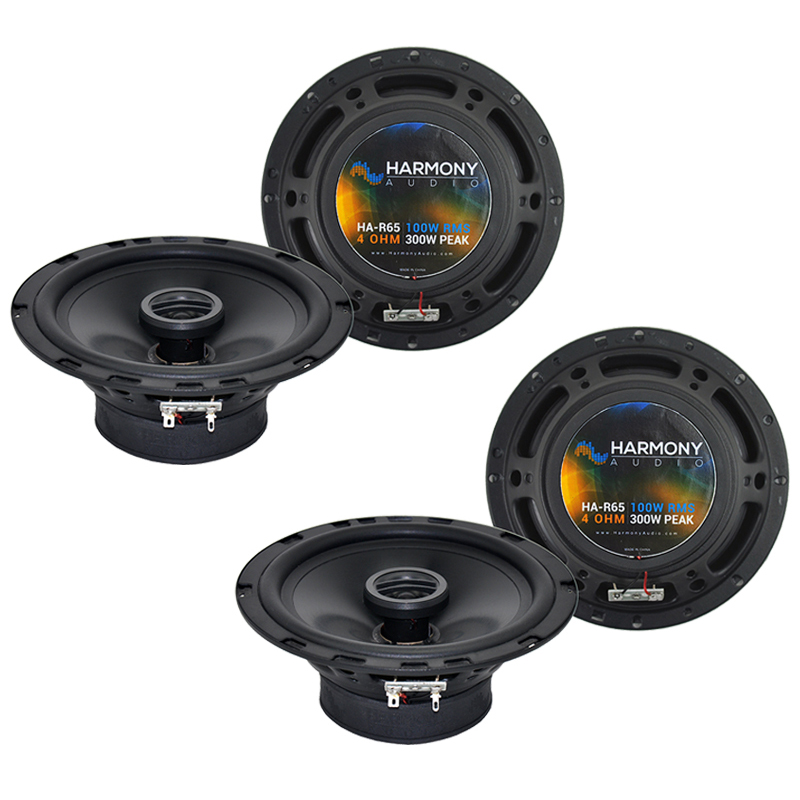 Mitsubishi Endeavor 2004-2011 OEM Speaker Replacement Harmony (2) R65 Package
