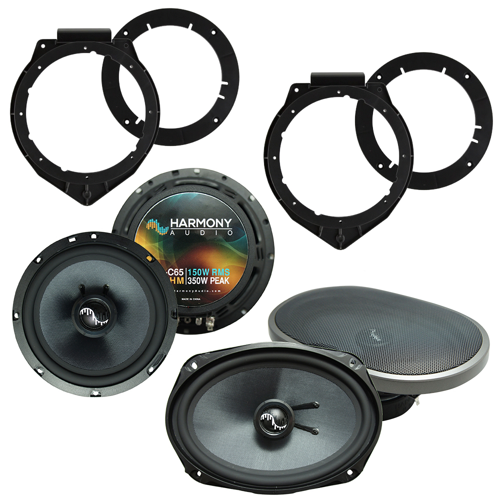 Fits Buick Lucerne 2006-2011 Factory Premium Speaker Upgrade Harmony C65 C69 Package New