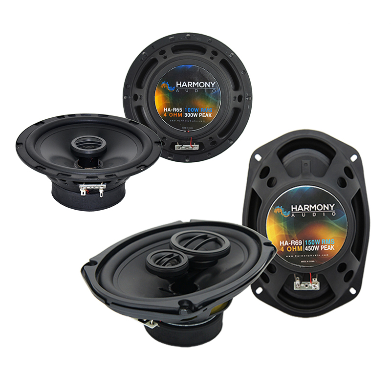 Nissan Armada 2004-2015 Factory Speaker Upgrade Harmony R69 R65 Package New
