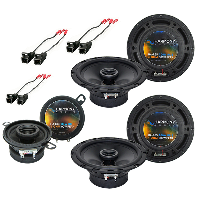 Buick Rainier 2004-2007 Factory Speaker Upgrade Harmony R65 R35 Package New