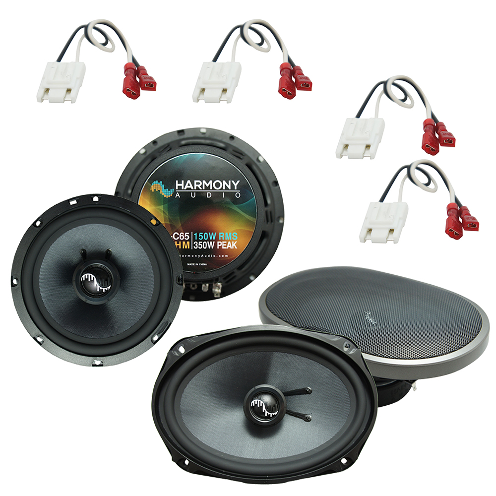 Fits Nissan Frontier 2005-2015 OEM Premium Speaker Upgrade Harmony C69 C65 Package New