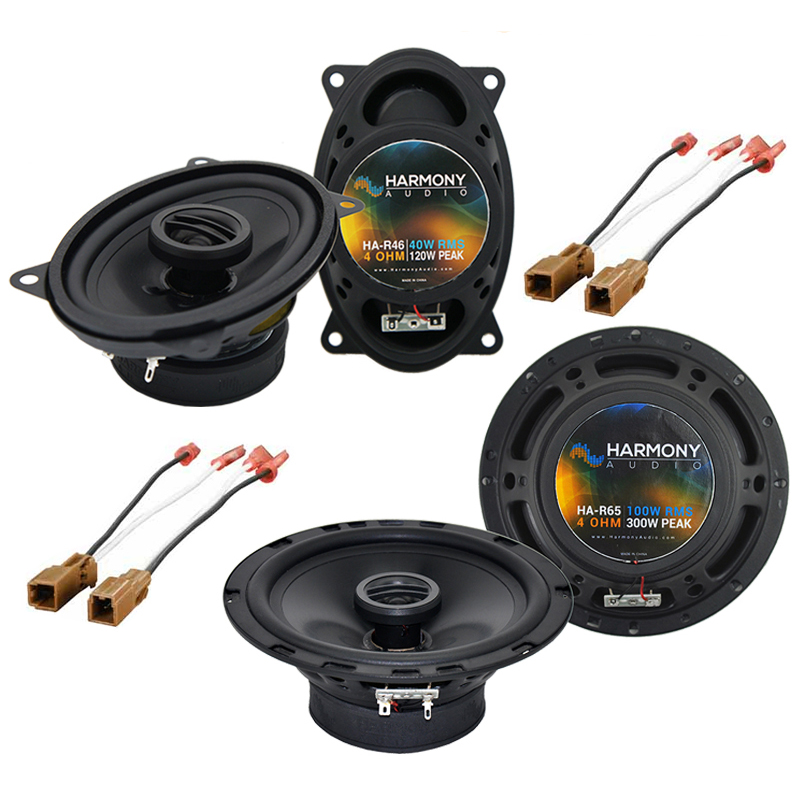 Nissan NX 1991-1993 Factory Speaker Replacement Harmony R46 R65 Package New