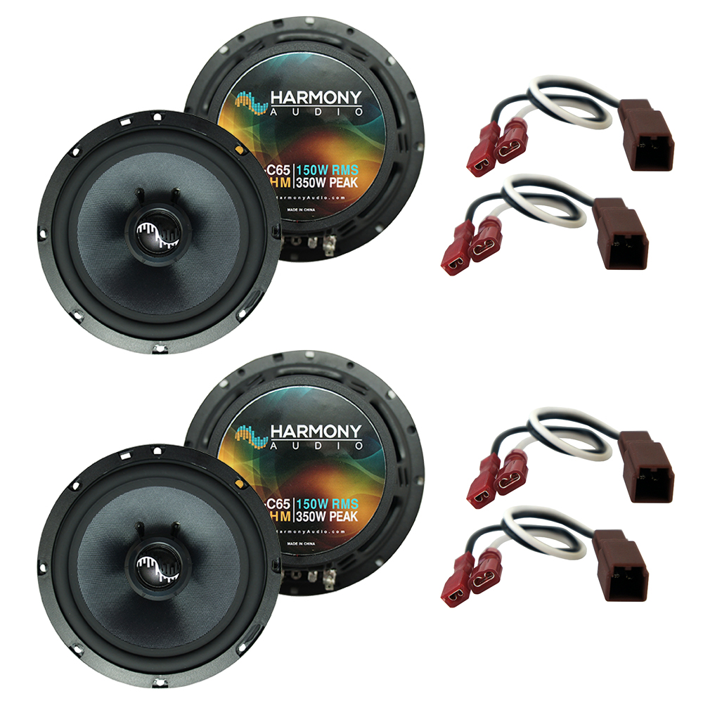 Fits Nissan Pathfinder 2001-2004 Factory Premium Speaker Upgrade Harmony (2) C65 Package