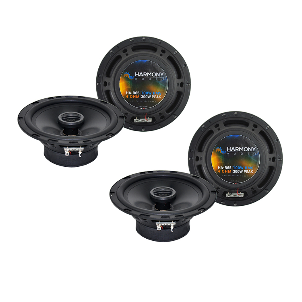 Nissan Rogue 2008-2013 Factory Speaker Replacement Harmony (2) R65 Package New
