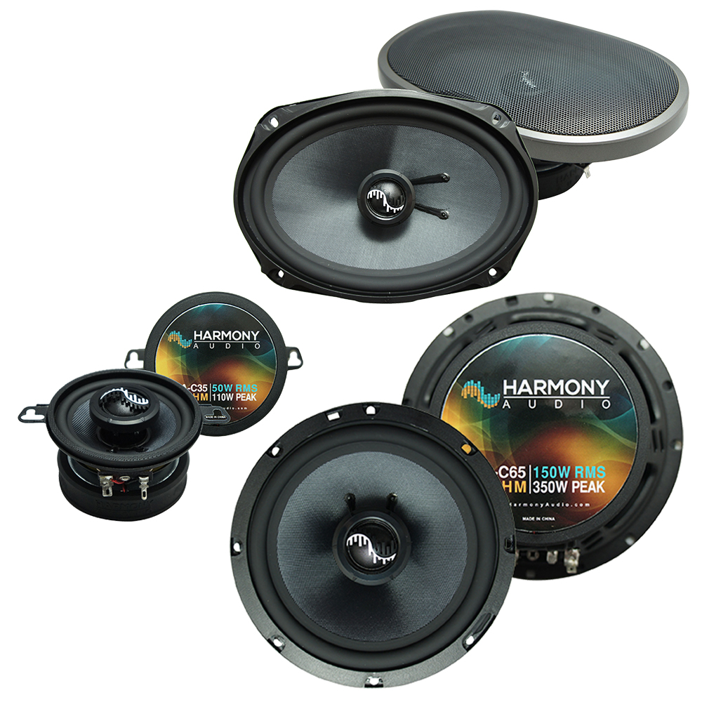 Fits Pontiac G8 2008-2009 OEM Premium Speaker Upgrade Harmony C65 C35 C69 Package New