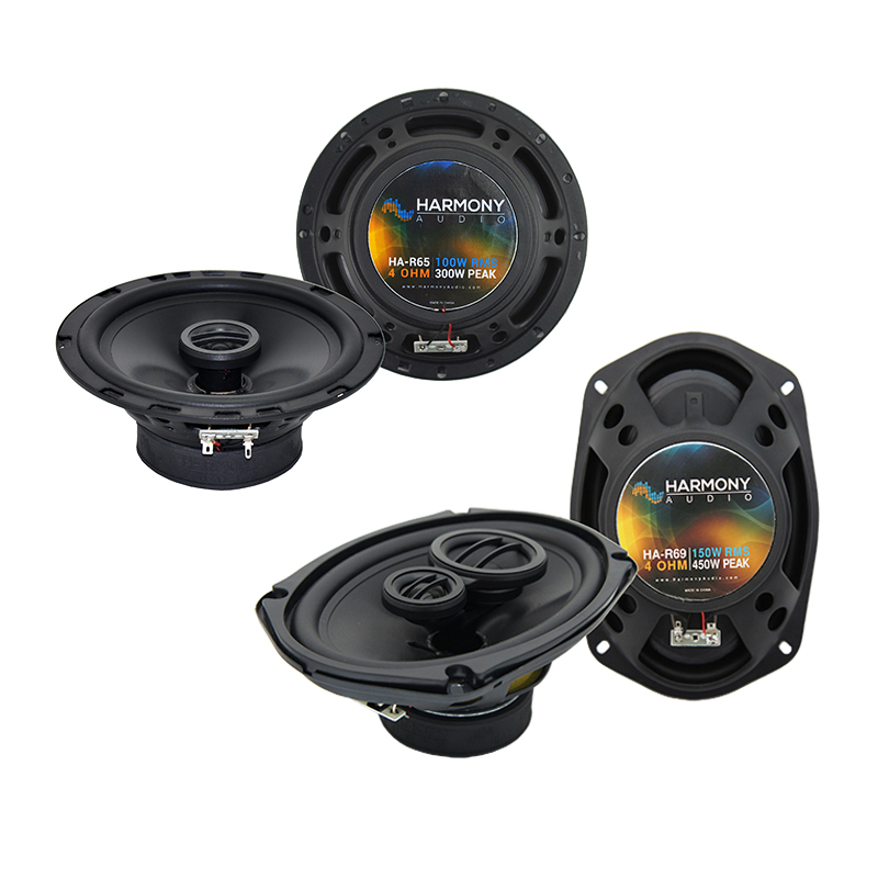 Cadillac Catera 1997-2001 OEM Speaker Upgrade Harmony R65 R69 Package New