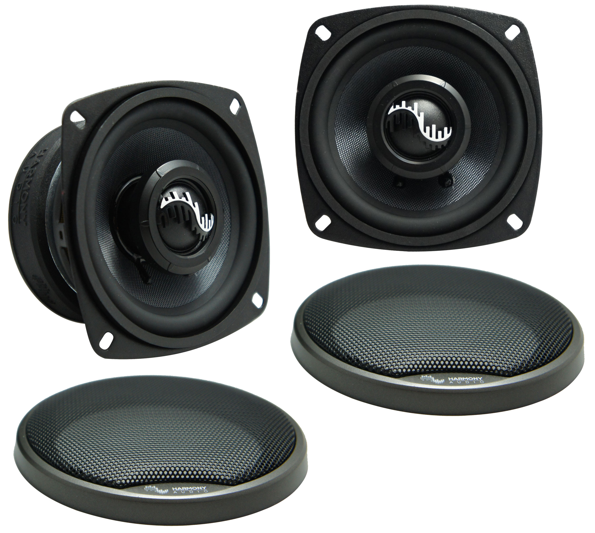 Fits Subaru Brat Truck 1975-1987 Factory Premium Speaker Replacement Harmony C4 Package