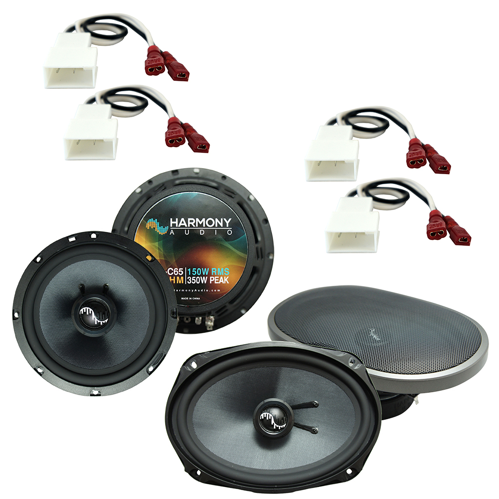 Fits Toyota Camry Solara 1999-2003 OEM Speaker Upgrade Harmony Premium Speakers Package