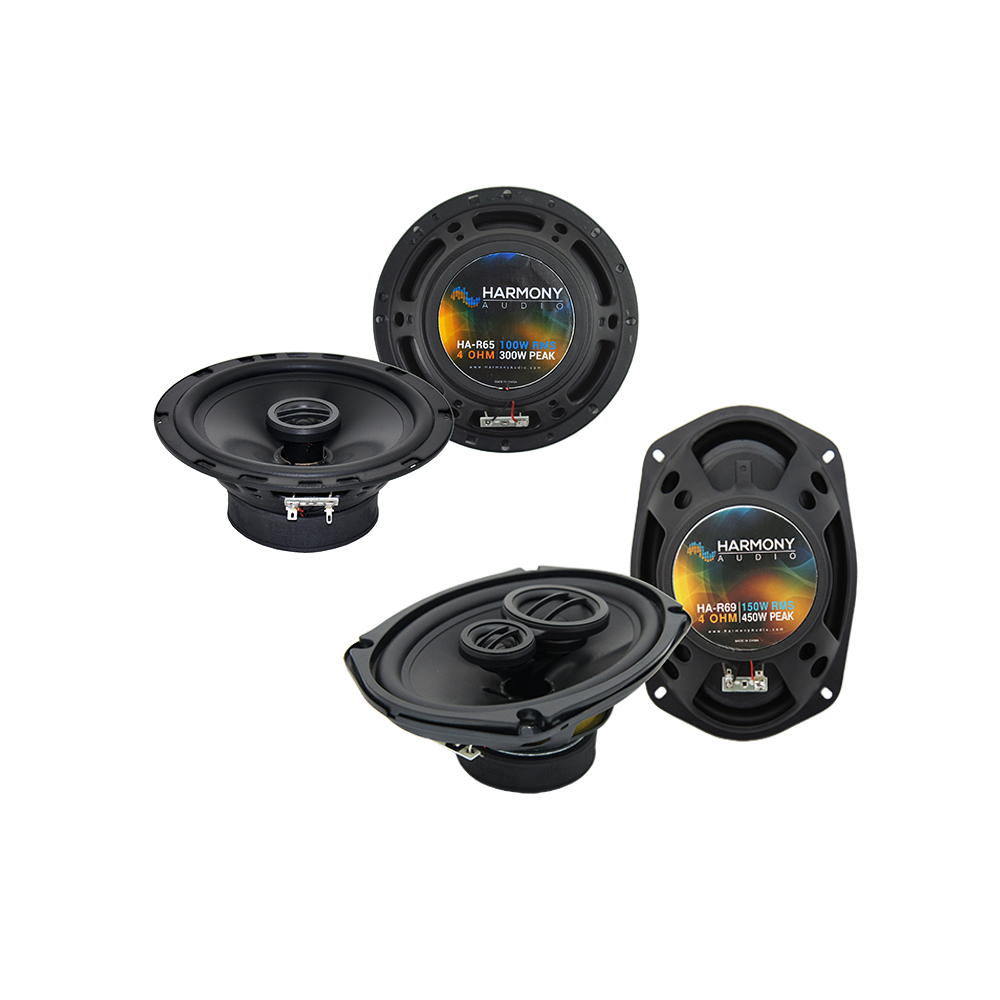 Toyota Corolla 2009-2013 Factory Speaker Upgrade Harmony R65 R69 Package New