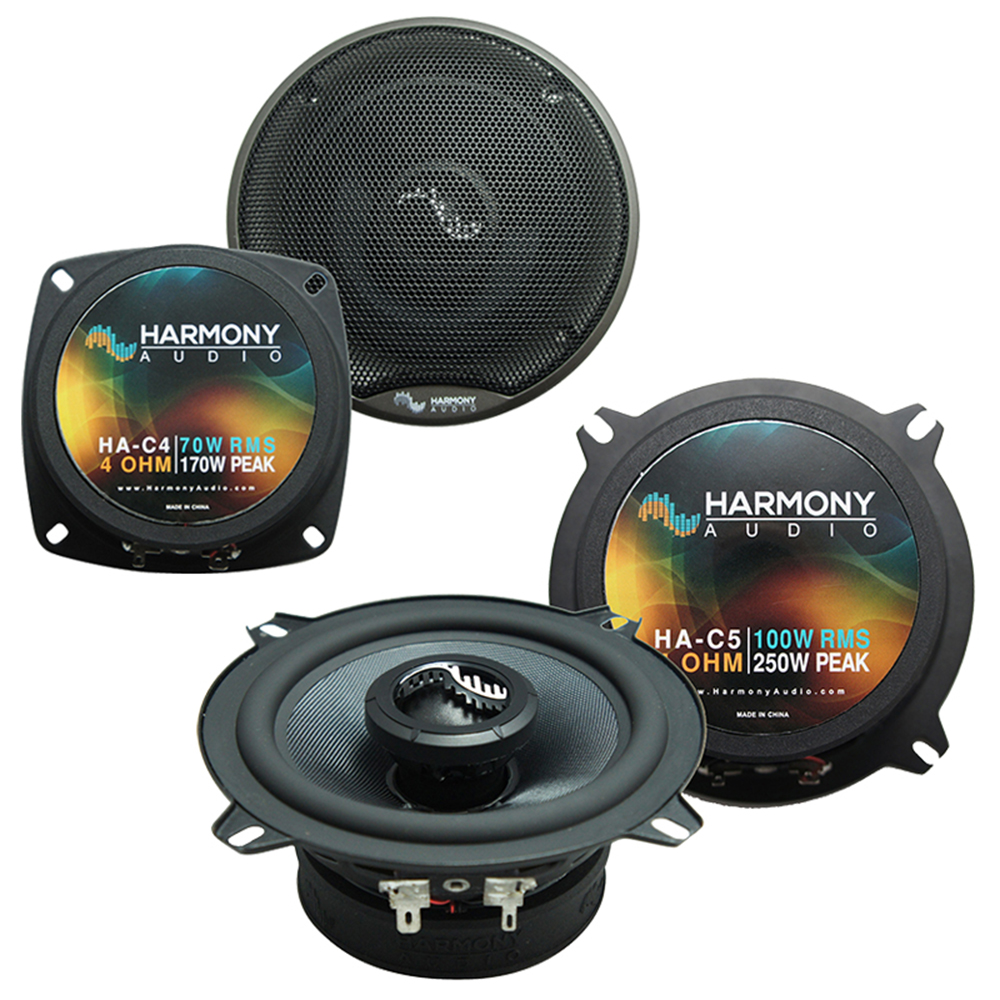 Fits Toyota Corolla 1988-1993 Factory Premium Speaker Upgrade Harmony C4 C68 Package New