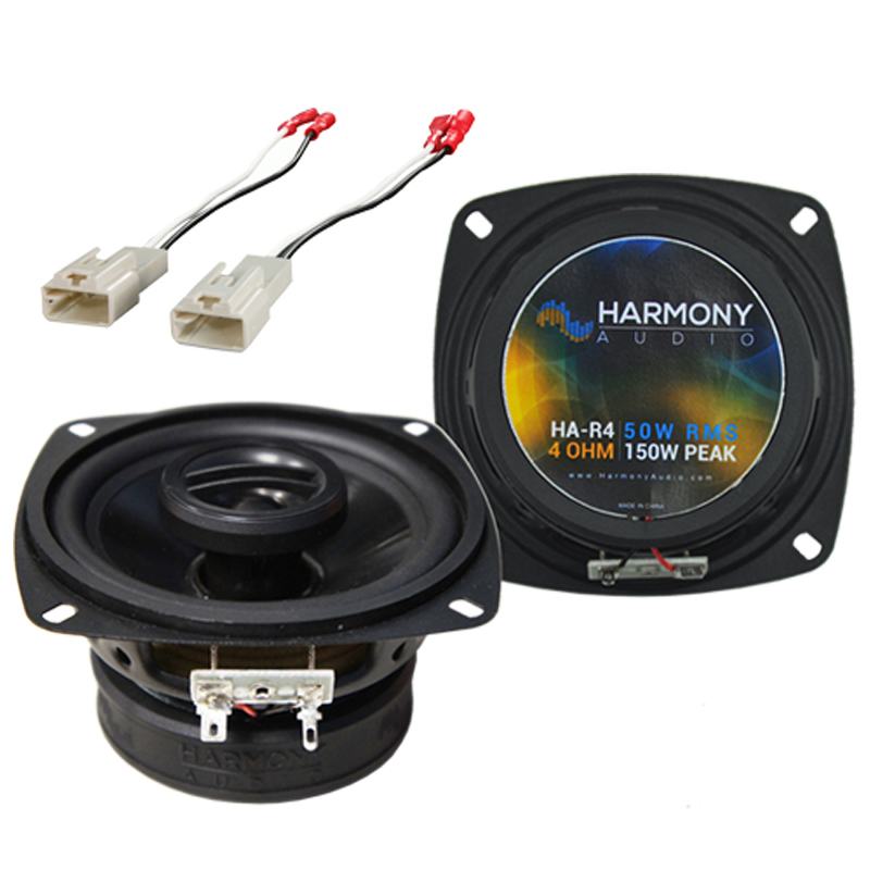 Toyota MR2 1987-1990 Factory Car Speaker Replacement Harmony R4 Package New