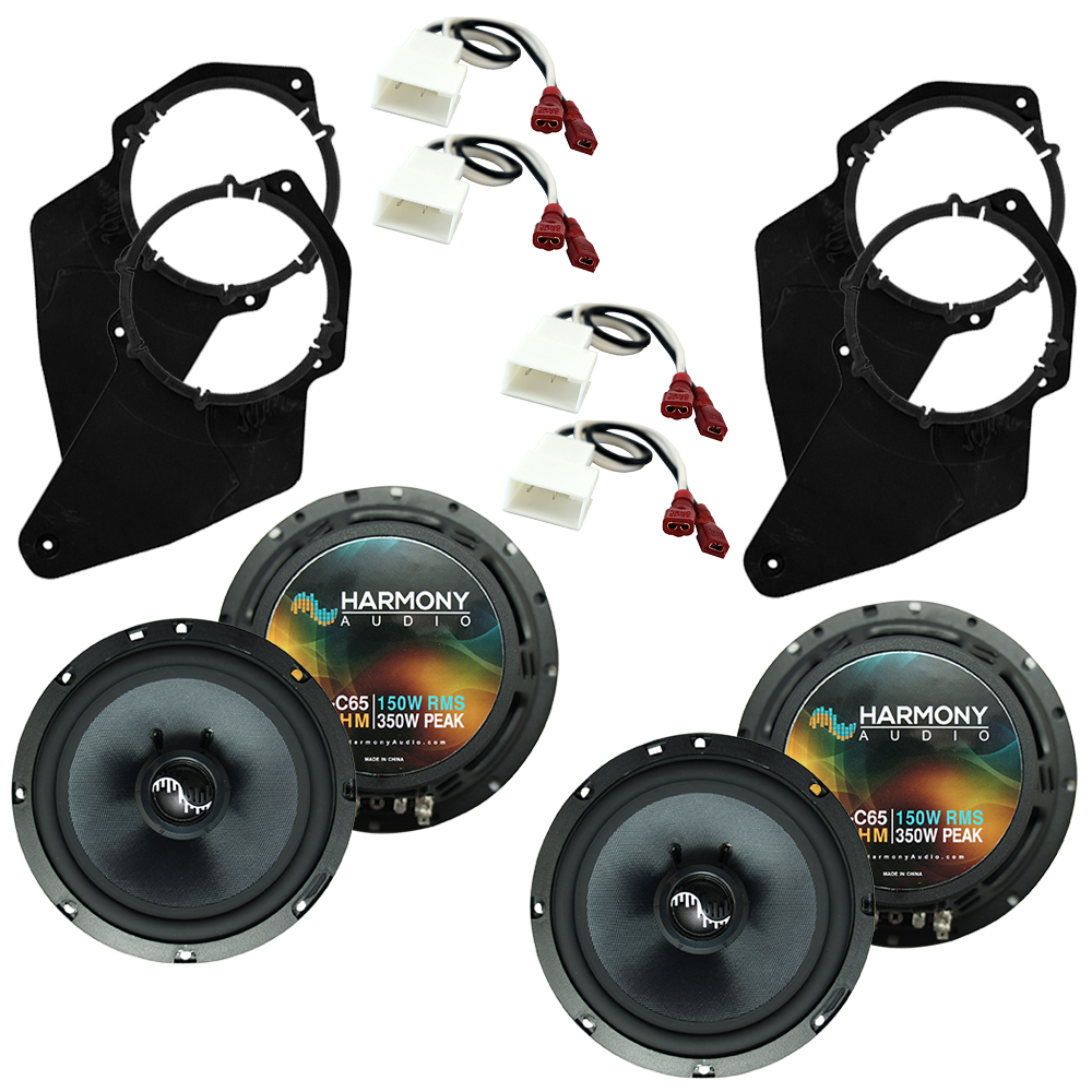 Fits Toyota T100 1993-1998 Factory Premium Speaker Replacement Harmony (2) C65 Package