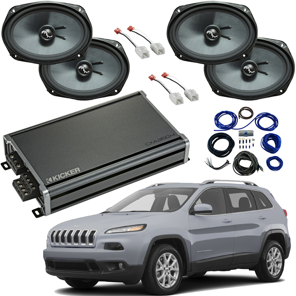 2018 jeep cherokee replacement parts