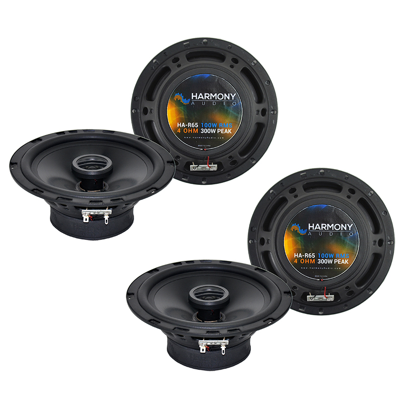 Cadillac Seville 2002-2004 Factory Speaker Upgrade Harmony (2) R65 Package New