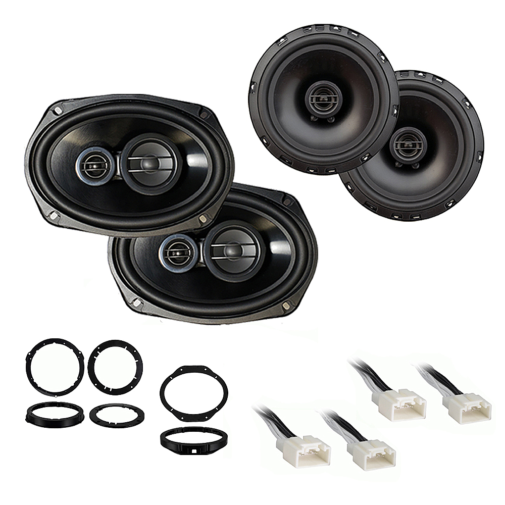 Ford Explorer 2016-2109 Factory Speaker Upgrade Package Harmony R65 R69 New