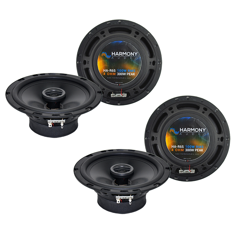 Cadillac SRX 2007-2009 Factory Speaker Replacement Harmony (2) R65 Package New