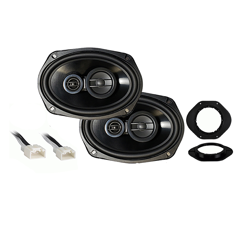 Ford F-250 F-350 F-450 2017-2018 Factory Speaker Upgrade Package Harmony R69 New