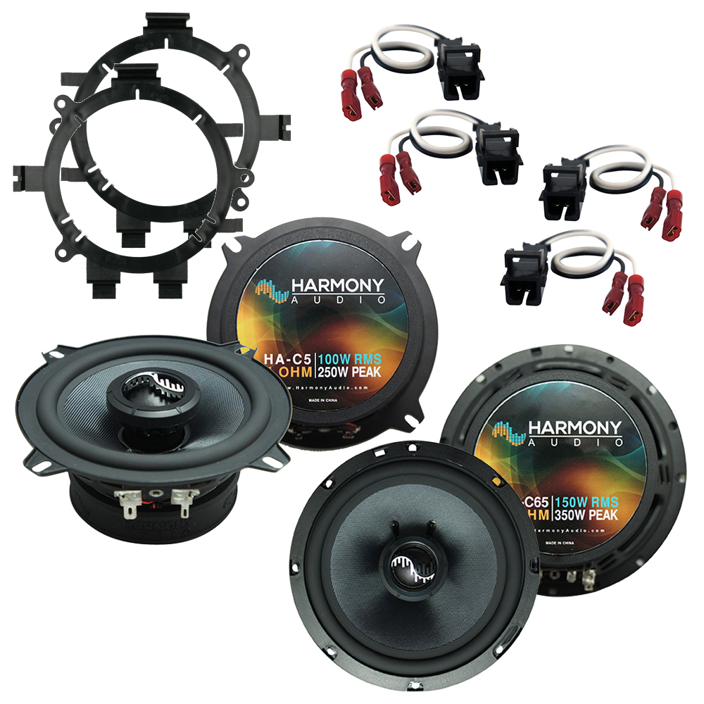 Fits Chevy Avalanche 2002-2006 OEM Premium Speaker Replacement Harmony C5 C65 Package