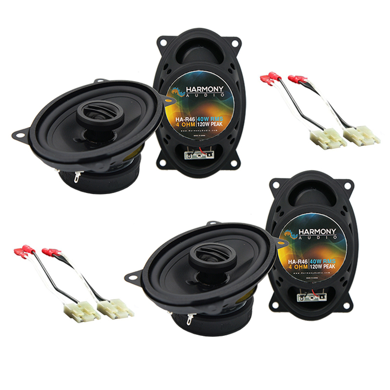 Chevy Blazer 1992-1994 Factory Speaker Replacement Harmony (2) R46 Package New