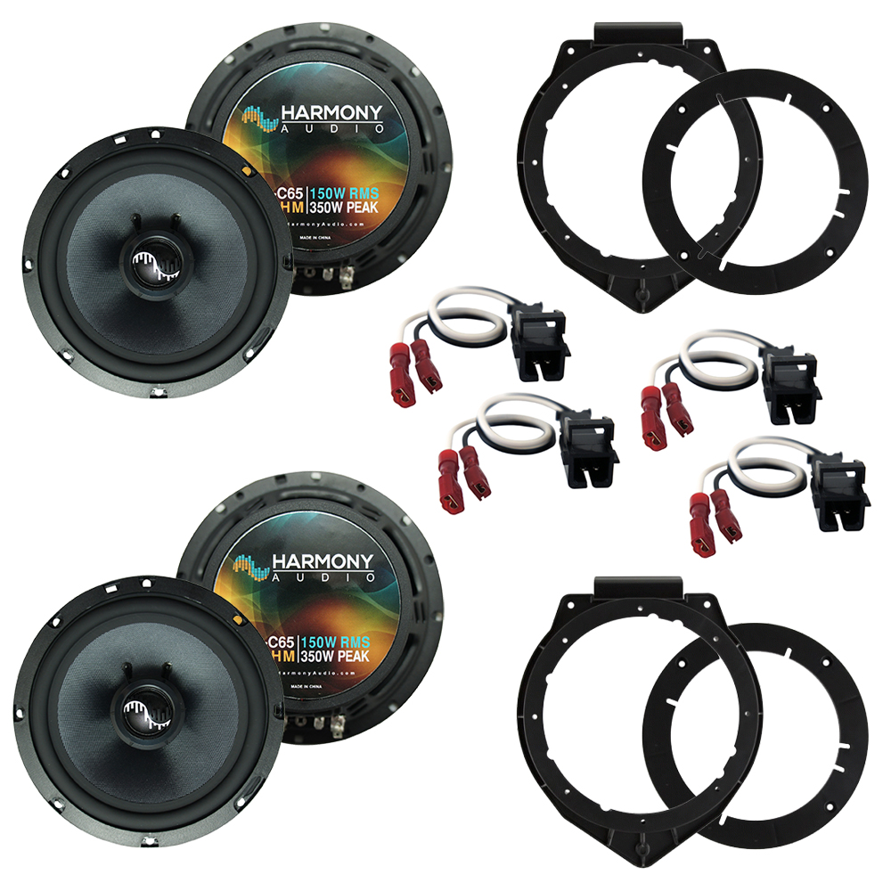 Fits Chevy Cobalt 2005-2010 Factory Premium Speaker Replacement Harmony (2) C65 Package