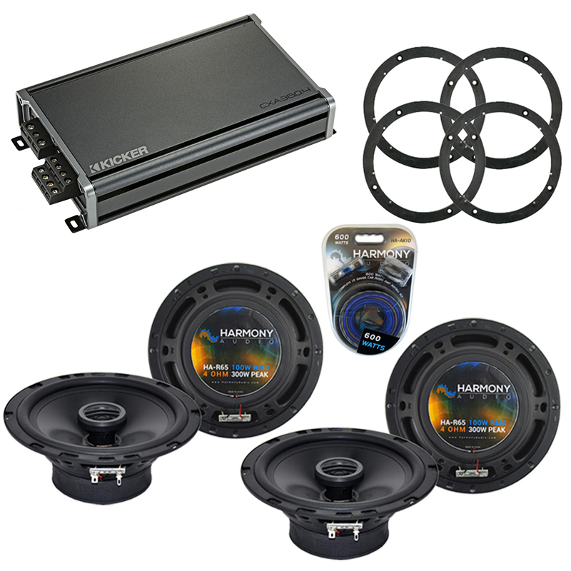 Compatible with Chevy Equinox 2005-2006 Factory Speaker ...