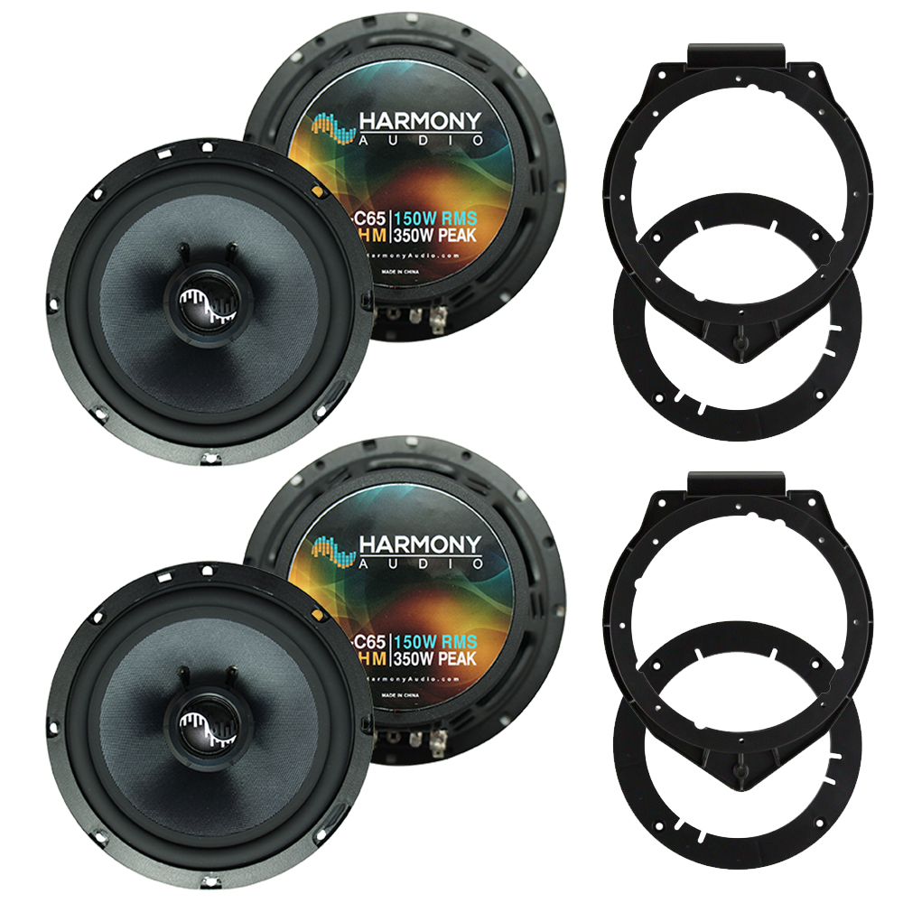 Fits Chevy Express 2008-2017 Factory Premium Speaker Replacement Harmony (2) C65 Package